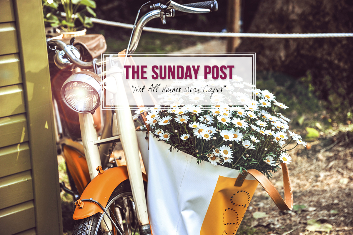 The Sunday Post - Heroes